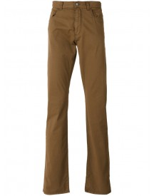Canali - Slim-fit Trousers - Men - Cotton/spandex/elastane - 58 afbeelding
