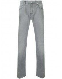 Cerruti 1881 - Slim Fit Denim Jeans - Men - Cotton/spandex/elastane - 33 afbeelding