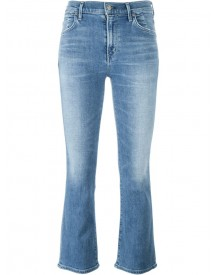 Citizens Of Humanity - Bootcut Cropped Jeans - Women - Cotton/spandex/elastane - 27 afbeelding