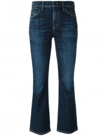 Citizens Of Humanity - Cropped Flared Jeans - Women - Cotton/polyurethane - 31 afbeelding