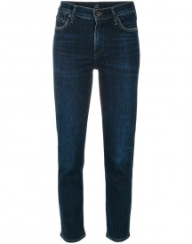 Citizens Of Humanity - Cropped Jeans - Women - Cotton/polyurethane - 25 afbeelding
