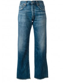 Citizens Of Humanity - Cropped Jeans - Women - Cotton/rayon - 27 afbeelding