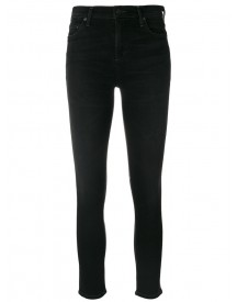 Citizens Of Humanity - Cropped Skinny Jeans - Women - Cotton/polyester/spandex/elastane - 26 afbeelding