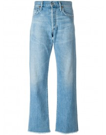 Citizens Of Humanity - Cropped Trousers - Women - Cotton/modal - 26 afbeelding