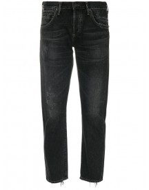 Citizens Of Humanity - Distressed Emerson Jeans - Women - Cotton - 31 afbeelding