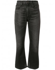 Citizens Of Humanity - Flared Cropped Jeans - Women - Cotton - 27 afbeelding