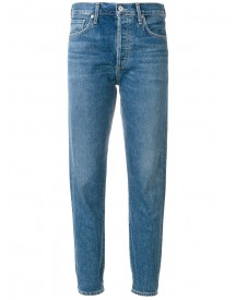 Citizens Of Humanity - Liya Faded Jeans - Women - Cotton/lyocell - 28 afbeelding