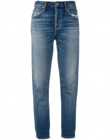 Citizens Of Humanity - Liya High-rise Classic Fit Jeans - Women - Cotton/rayon - 30 afbeelding