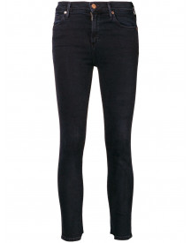 Citizens Of Humanity Mid-rise Skinny Jeans - Blauw afbeelding