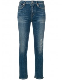 Citizens Of Humanity - Rocket Cigarette Ankle Jeans - Women - Cotton/polyurethane - 31 afbeelding
