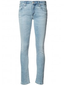 Citizens Of Humanity - Skinny Cropped Jeans - Women - Cotton/polyester/spandex/elastane - 26 afbeelding