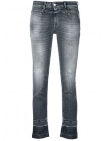 Closed - Classic Skinny Jeans - Women - Cotton/polyester/spandex/elastane - 27 afbeelding