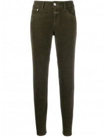 Closed Cropped Jeans - Groen afbeelding