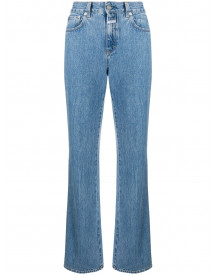 Closed High Waist Jeans - Blauw afbeelding