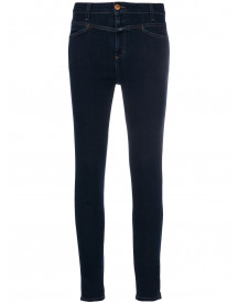 Closed Skinny Jeans - Blauw afbeelding