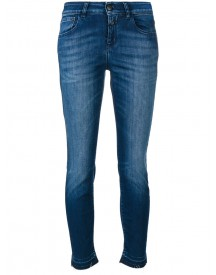 Closed - Skinny Jeans - Women - Cotton/polyester/spandex/elastane - 31 afbeelding