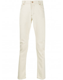 Closed Slim-fit Jeans - Nude afbeelding