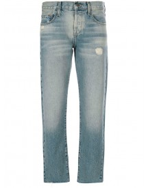 Current/elliott - Cropped Jeans - Women - Cotton - 26 afbeelding