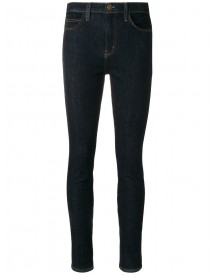 Current/elliott - Skinny Fit Jeans - Women - Cotton/polyester/spandex/elastane - 24 afbeelding