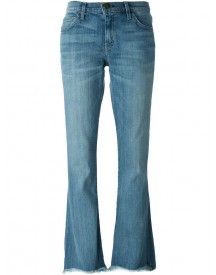 Current/elliott - 'superloved' Bootcut Jeans - Women - Cotton/polyester/spandex/elastane - 24 afbeelding
