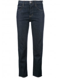 Current/elliott - The Original Straight Jeans - Women - Cotton/polyester/spandex/elastane/tencel - 32 afbeelding