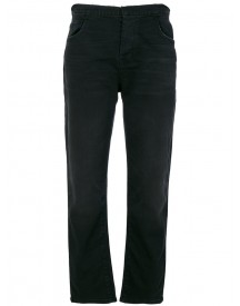 Current/elliott - The Original Straight Jeans - Women - Cotton/spandex/elastane - 24 afbeelding