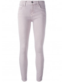 Current/elliott 'the Stiletto' Jeans - Roze afbeelding