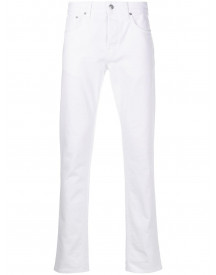 Department 5 Slim-fit Jeans - Wit afbeelding
