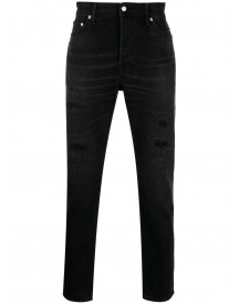 Department 5 Slim-fit Jeans - Zwart afbeelding
