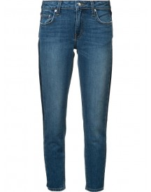 Derek Lam 10 Crosby - Mila Mid-rise Slim Girlfriend Jeans - Women - Cotton/spandex/elastane - 30 afbeelding