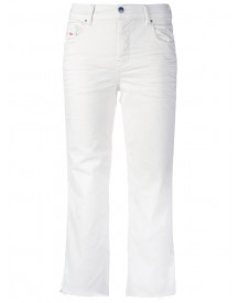 Diesel - Cropped Jeans - Women - Cotton/polyester - 24/32 afbeelding