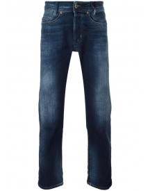 Diesel - Gradient Detail Slim-fit Jeans - Men - Cotton/polyester/spandex/elastane - 33/30 afbeelding