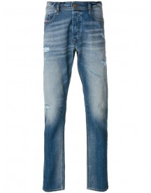 Diesel - Light-wash Jeans - Men - Cotton/spandex/elastane - 33 afbeelding