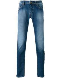 Diesel - Sleenker Tapered Jeans - Men - Cotton/spandex/elastane - 28/30 afbeelding