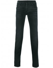 Dolce & Gabbana - Distressed Slim-fit Jeans - Men - Cotton/polyurethane - 54 afbeelding