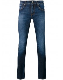 Dolce & Gabbana - Pineapple Tapered Jeans - Men - Silk/cotton/polyester/glass - 50 afbeelding