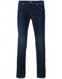 Dondup - Classic Skinny Jeans - Men - Cotton/spandex/elastane - 44 afbeelding