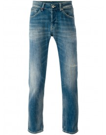Dondup - Fade-effect Jeans - Men - Cotton/polyester - 35 afbeelding