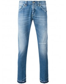 Dondup - Faded Straight-leg Jeans - Men - Cotton/polyester - 38 afbeelding