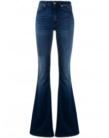 Dondup Flared Jeans - Blauw afbeelding