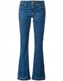Dondup - Flared Jeans - Women - Cotton/polyester/spandex/elastane - 31 afbeelding