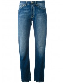Dondup - Folded Hem Tapered Jeans - Women - Cotton - 31 afbeelding