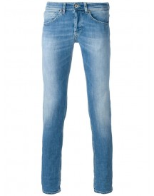 Dondup - George Jeans - Men - Cotton/polyester/spandex/elastane - 40 afbeelding