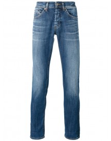Dondup - George Slim-fit Jeans - Men - Cotton/spandex/elastane - 31 afbeelding