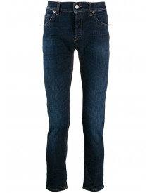 Dondup Skinny Jeans - Blauw afbeelding