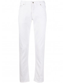 Dondup Skinny Jeans - Wit afbeelding