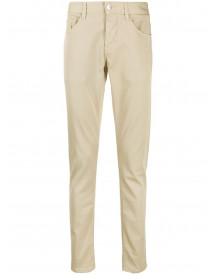 Dondup Slim-fit Jeans - Nude afbeelding