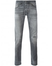 Dondup - Slim-fit Trousers - Men - Cotton/spandex/elastane - 32 afbeelding