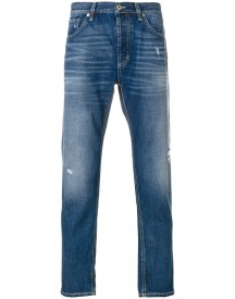Dondup - Straight Jeans - Men - Cotton/polyester - 36 afbeelding