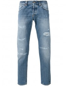 Dondup - Tapered Jeans - Men - Cotton/polyester - 35 afbeelding